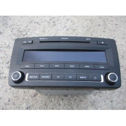 SKODA RADIO SWING PLUS KOD...